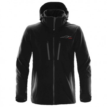 Acura NSX Extreme | Soft Shell Jacket | Black/Carbon