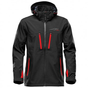 Acura NSX Extreme | Soft Shell Jacket | Black/Red