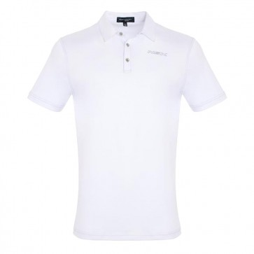 Acura NSX | Pima Cotton Polo - White