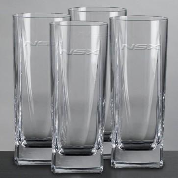 Acura NSX | 4 Piece Glass Set -14 oz.