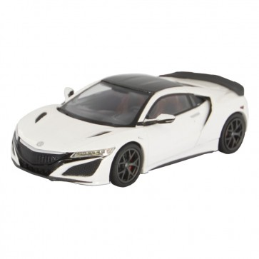 Acura NSX | 1:43 Scale Die Cast - White