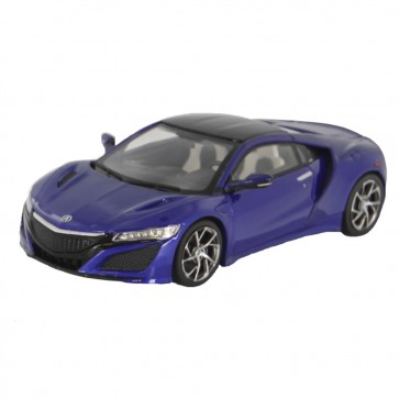 Acura NSX | 1:43 Scale Die Cast - Blue