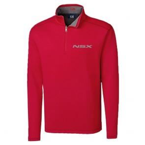 Acura NSX Cutter & Buck | Jersey Fleece - Red