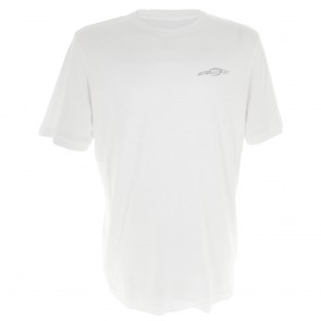 Acura NSX | Pima Cotton Tee - White