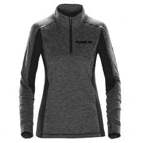 Acura NSX Ladies | Quarter-Zip Contrast Fleece