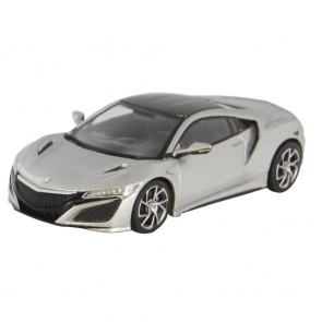 Acura NSX | 1:43 Scale Die Cast - Silver