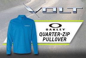 Volt Quarter-Zip Pullover