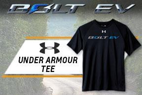 Bolt EV Under Armour Tee
