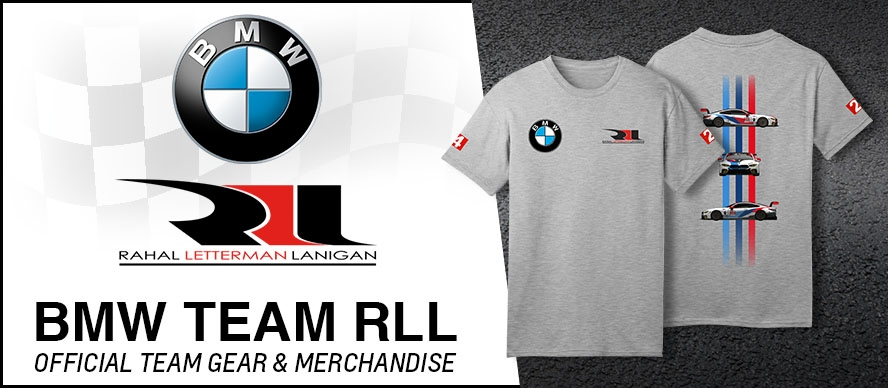 BMW Team RLL Official Team Gear & Merchandise