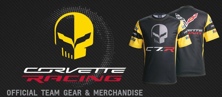 Corvette Racing Official Team Gear & Merchandise
