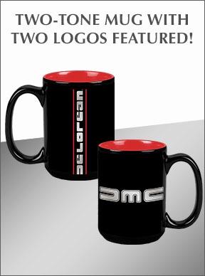 DMC Two-Tone Mug