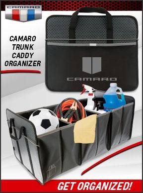 Camaro Trunk Caddy Organizer