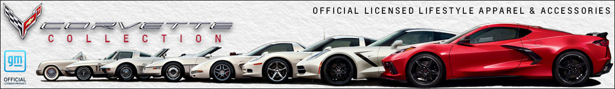 Corvette Collection GM Official Licensed Products